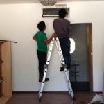 エアコン修理
