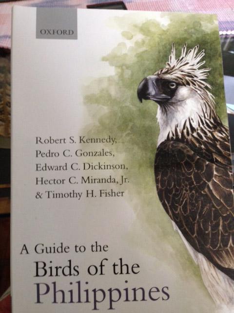 フィリピン野鳥図鑑
