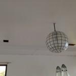 客室の照明