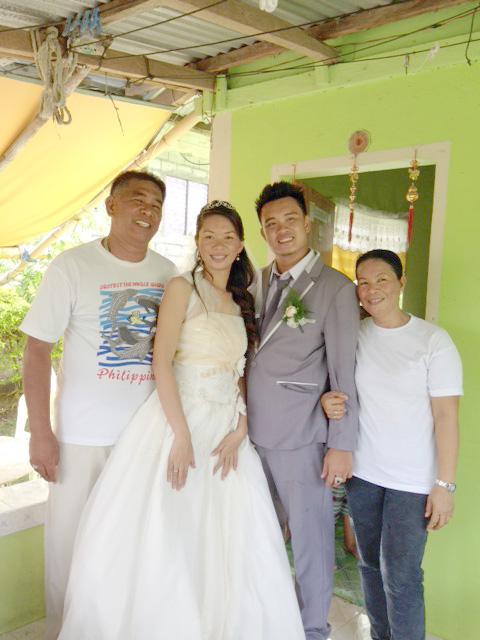ベスの娘花嫁衣装