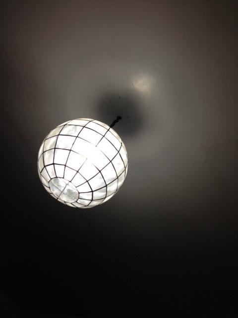 アニラオ電気復旧