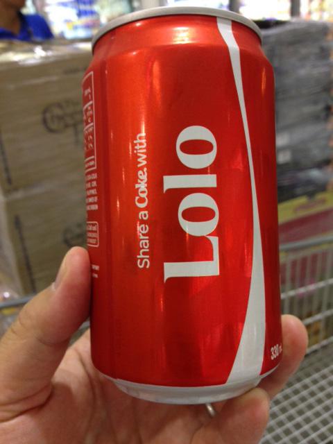 ロロ用コーラ