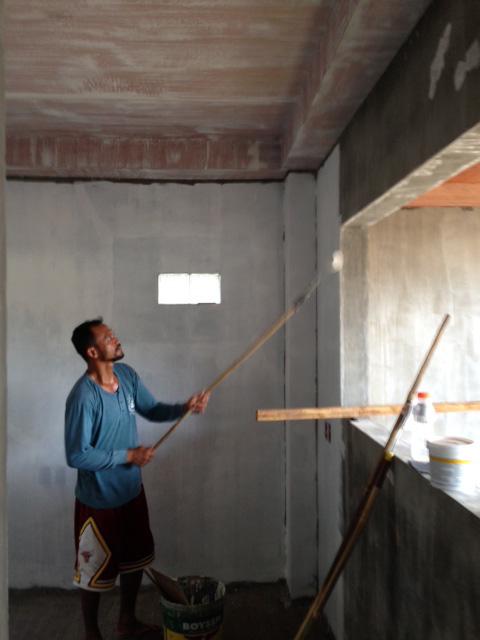 スタンダード棟室内塗装
