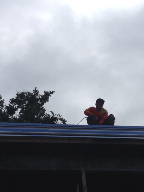 スタンダード棟屋根