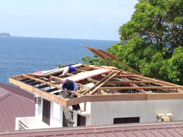 旧スタンダード屋根