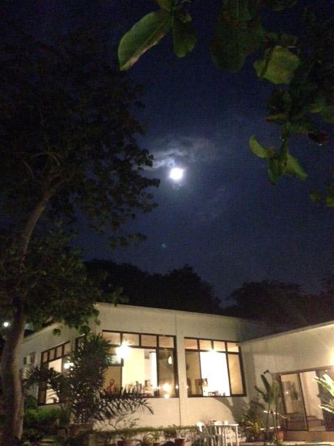 アニラオの月