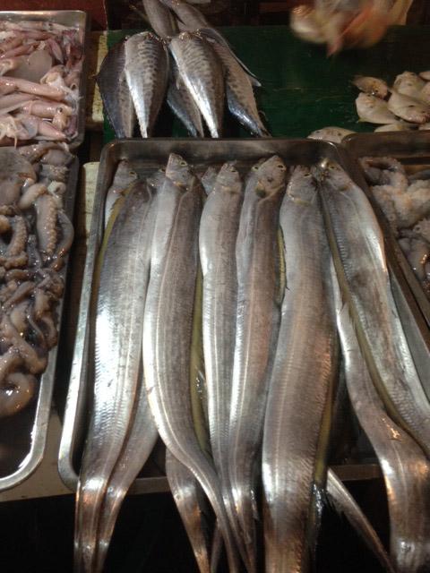 フィリピンの太刀魚