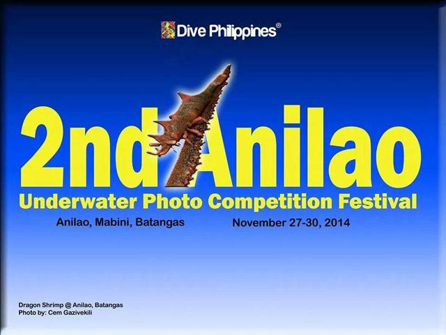 第二回アニラオ水中写真フェスティバル