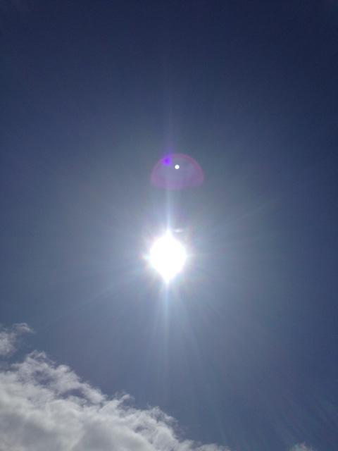 フィリピンの太陽