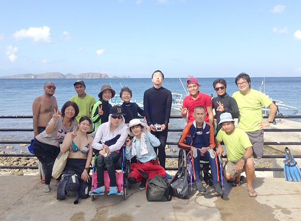 日本バリアフリーダイビング協会