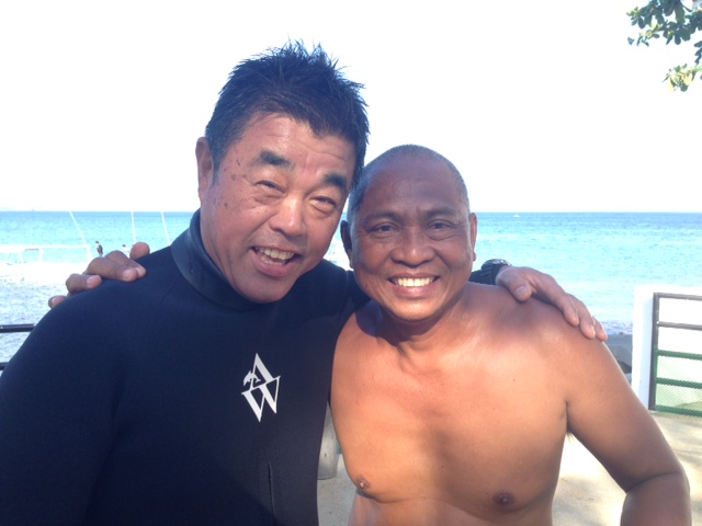 ロディーと久保田さん