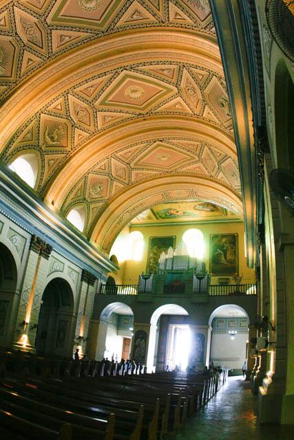 タール教会パイプオルガン