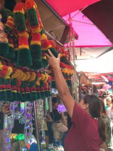 フィリピンのクリスマス飾り