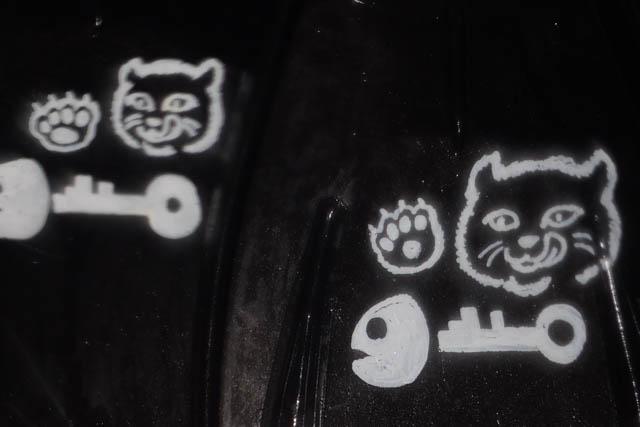 鍵井さんのフィンのネコ