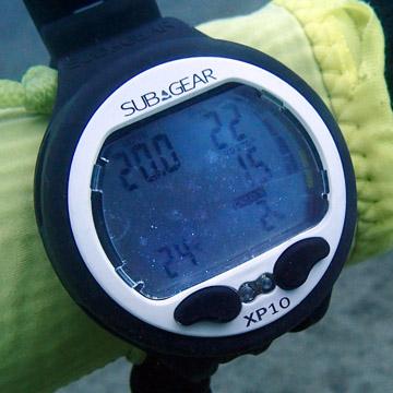 アニラオ水温24度