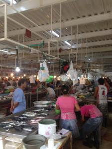 カルティマール市場