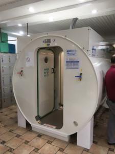 マニラの高圧室