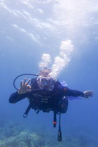 アニラオ体験ダイビング