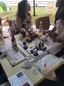 マニラ枯山水ゲーム