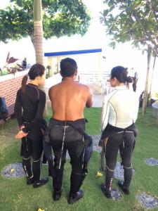 マニラアドバンスドオープンウォーターダイバートレーニング