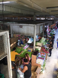 マニラパサイカルティマール市場